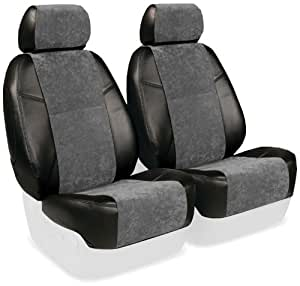 Amazoncom Coverking Front Custom Fit Seat Cover For