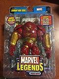 マーベル レジェンド Marvel Legends 6インチ #11 [Legendary Riders] ハルクバスター アイアンマン カードなし