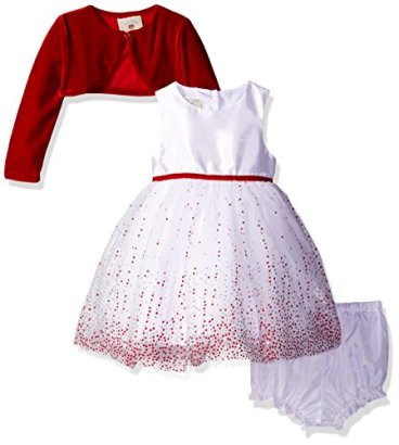 Marmellata-Baby-Girls-Sparkle-Party-Holiday-Jacket-Dress