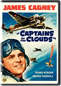 "Cover of ""Captains of the Clouds"""