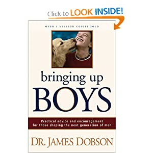 Bringing Up Boys - James Dobson