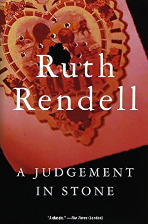 A Judgement in Stone (Vintage Crime/Black Lizard) by Ruth Rendell