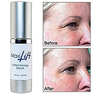 Amazoncom Instant Firming Maxi Lift Serum Two Minute
