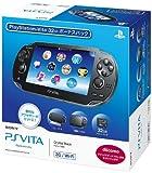 PlayStation Vita 3G/Wi-Fiモデル クリスタル・ブラック 32GBボーナスパック (PCHJ-10005)
