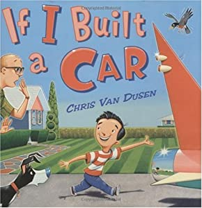 "Cover of ""If I Built a Car"""