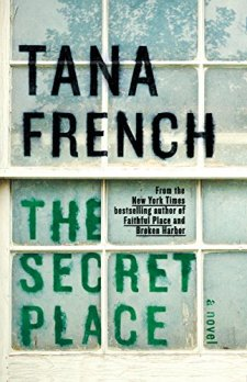The Secret Place (Thorndike Press Large Print Mystery Series) by Tana French| wearewordnerds.com