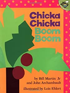 "Cover of ""Chicka Chicka Boom Boom"""