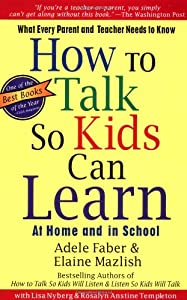 "Cover of ""How To Talk So Kids Can Learn"""