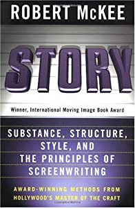 "Cover of ""Story: Substance, Structure, St..."