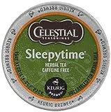 Celestial Seasonings Sleepytime Herbal Tea K Cup 48 Count Case for Keurig Brewers