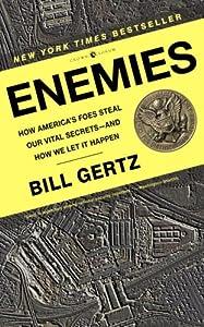 """Cover of """"Enemies: How America's Foes Ste..."""