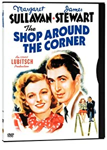 "Cover of ""The Shop Around the Corner"""