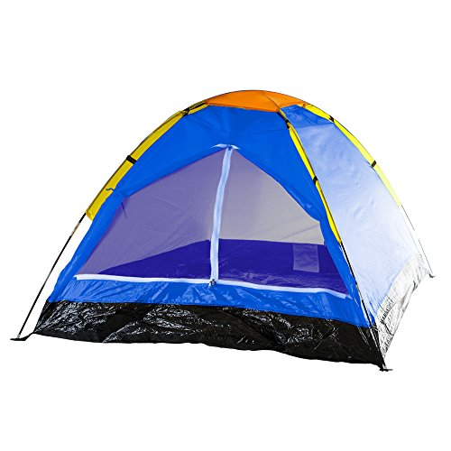 Two Person Tent by Wakeman Outdoors - Bold Blue