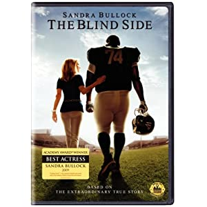 Movie: The Blind Side-$3.99 shipped- 80% off for limited time!