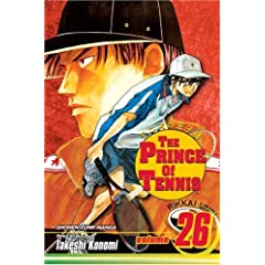 The Prince of Tennis Vol. 26