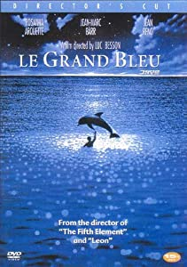 """Cover of """"Le Grand Blue : The Big Blue (D..."""