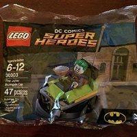 Amazon.com: LEGO The Joker Bumper Car poly bag 30303: Toys ...