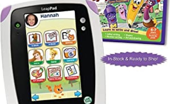 Amazon Pink Leapfrog Leappad Explorer With Free Game