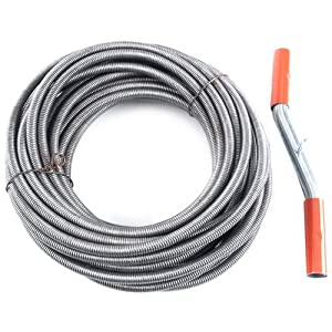 Drain Pipe Auger