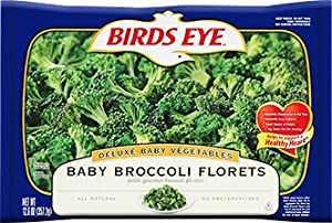 Amazoncom BIRDS EYE FROZEN VEGETABLES BABY BROCCOLI