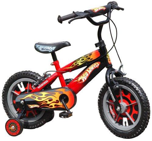 hot wheels fahrrad bmx 14 zoll kinderfahrrad 16. Black Bedroom Furniture Sets. Home Design Ideas
