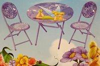 Amazon.com - Disney Fairies Tinkerbell 3 Piece Folding ...
