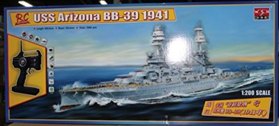 USS-Arizona-1200-Complete-Radio-Controlled-Ship-Model-You-Build