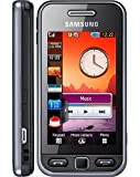 Samsung S5230 WiFi (WLan) Smartphone (Touchscreen, 3MP Kamera, Video, MP3-Player, Bluetooth) noble-black