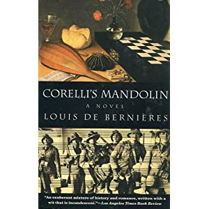 Corelli's Mandolin: A Novel