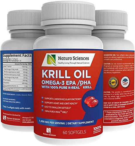 Best fish oil krill for sale 2016 best deal expert for Fish oil for sale
