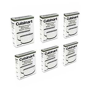 Amazon.com: Cuisinart DCC-RWF *Triple Pack* Charcoal Water