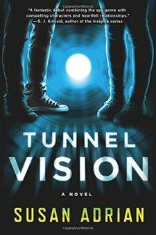 Tunnel Vision: A Novel by Susan Adrian| wearewordnerds.com