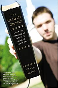 """Cover of """"The Unlikely Disciple: A Sinner..."""