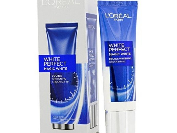 L'Oreal Paris White Perfect Magic White Day Cream, 50g