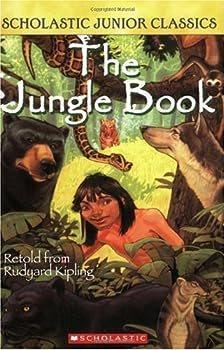 """Cover of """"The Jungle Book (Scholastic Jun..."""