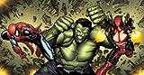 Deadpool/Amazing Spider-Man/Hulk