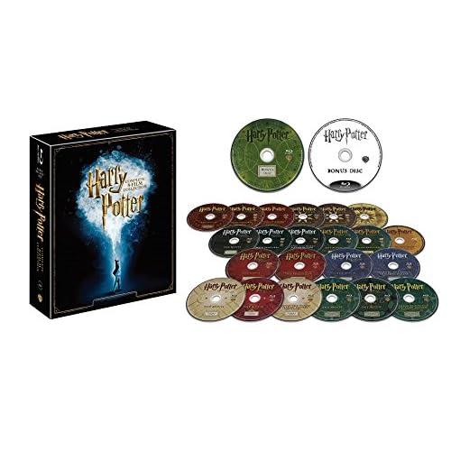 ハリー・ポッター コンプリート 8-Film BOX (24枚組) [Blu-ray]
