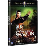 51jJkcu0QDL. SL500 AA300  Review: Two Champions of Shaolin