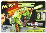 Nerf 34069148 - N-Strike Rayven inklusive 18 Leuchtpfeile
