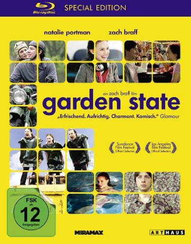 Garden State Blu-Ray [Special Edition]; ca. 15 Euro
