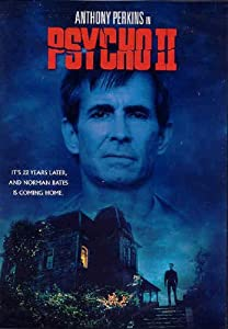 "Cover of ""Psycho II"""
