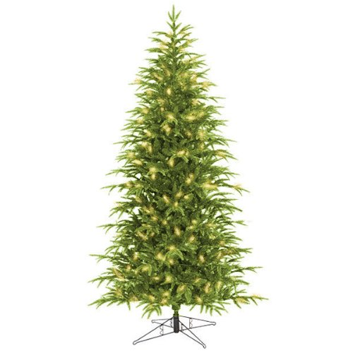 Cheap 75 ft x 48 in Artificial Christmas Tree Pre