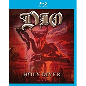 Dio - Holy Diver Live Blu Ray