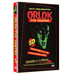 Orlok The Vampire in 3D & 2D