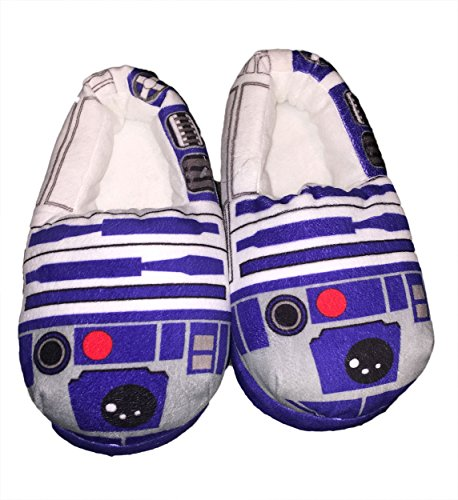 Star Wars R2D2 Slippers (Large/X-Large)