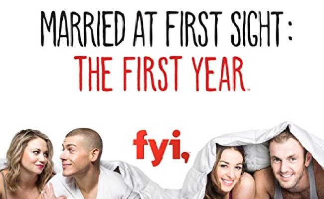 Amazon Married At First Sight The First Year Season