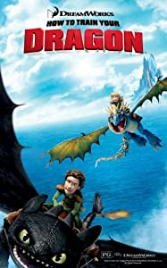 "Cover of ""How to Train Your Dragon (Blu-r..."