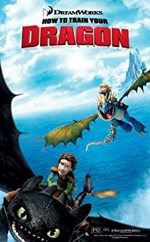 """Cover of """"How to Train Your Dragon (Singl..."""