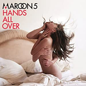 "Cover of ""Hands All Over"""