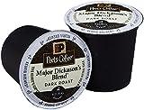 Peet's Major Dickason's Blend for Keurig K-Cup Brewers, Deep Roast 60 count.